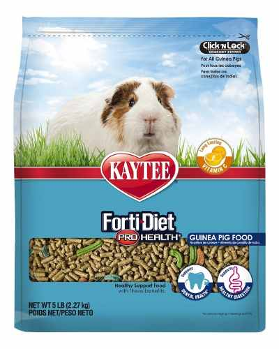 Alimento Para Cuyo Kaytee Super Vitaminado 2.27 Kg