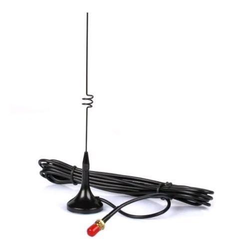 Antena Magnética Nagoya Ut-108 51 Cm Largo Baofeng Kenwood