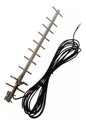 Antena Para Modem B310s-518 Telcel Con Cable 10 Metros