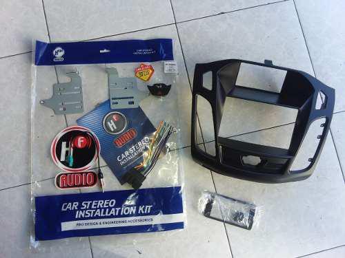 Base Arnes Adaptador Antena Estereo Ford Focus Sedan 2011-15
