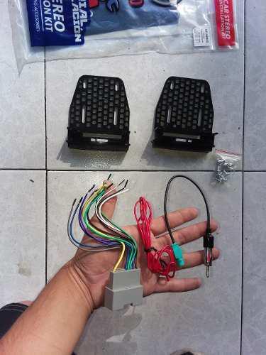 Base Frente Arnes Y Antena Para Jeep Patriot Año 2009 A