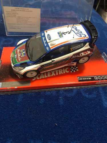 Ford Fiesta Rs Wrc Scalextric 1:32