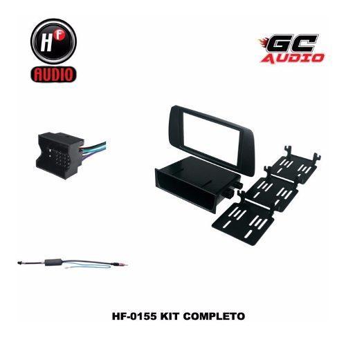 Hf-0155 Kit Frente Adaptador Para Ibiza Con Arnes Y Antena