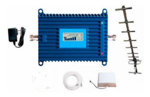 Kit Antena Amplificador Señal Celular Telcel 3g Alta