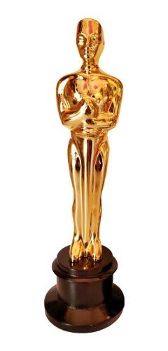 Personaliza Trofeo Estatuilla Premio Oscar Hollywood