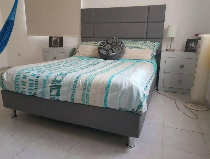 bases de cama y cabeceras