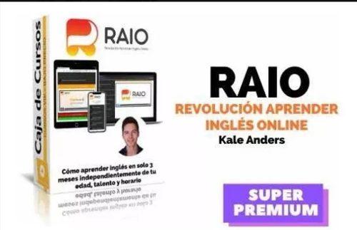 Curso De Inglés En 3 Meses Raio Kale Anders