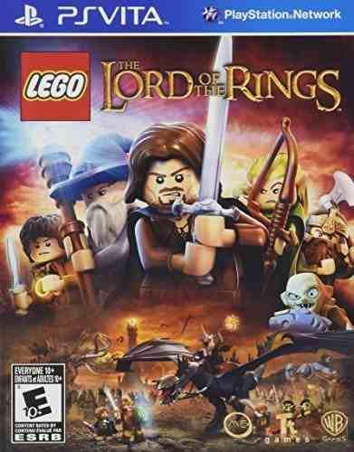 Juego Lego Lord Of The Rings Playstation Vita Nuevo Sellado