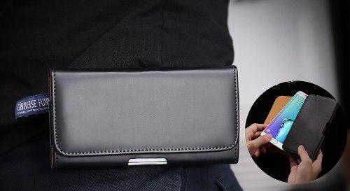 Funda Clip Cinturon De Lujo Para Huawei P30 Pro
