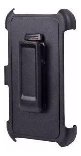 Funda Y Clip Defender Uso Rudo Para Galaxy Note 8