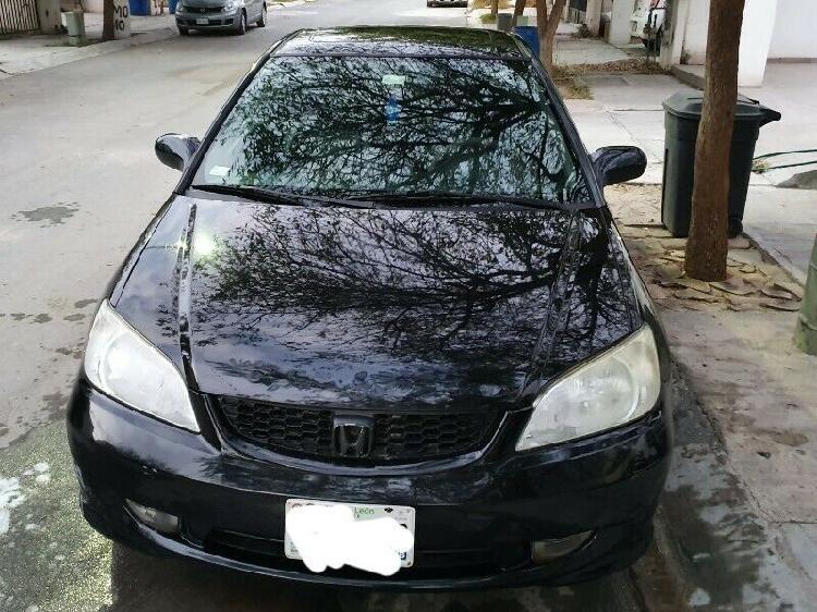 Honda civic 2005 std 5 vel, equipado (147,000 km) 2 dueños