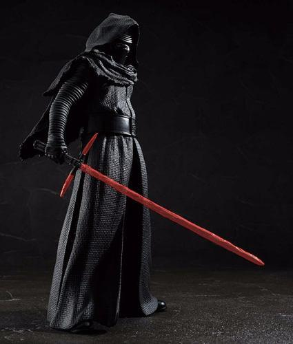 Kylo Ren Sega Star Wars Premium Figure Collection Last Jedi
