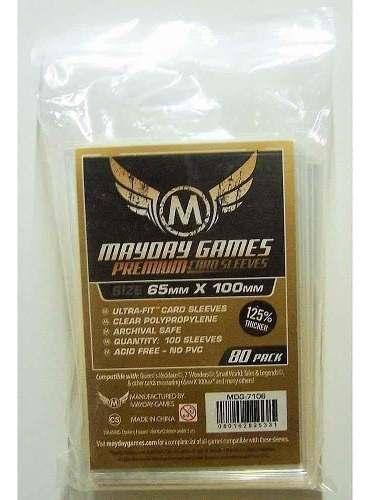Mayday Micas Magnum Ultra-fit Premium 65x100mm Pack 80