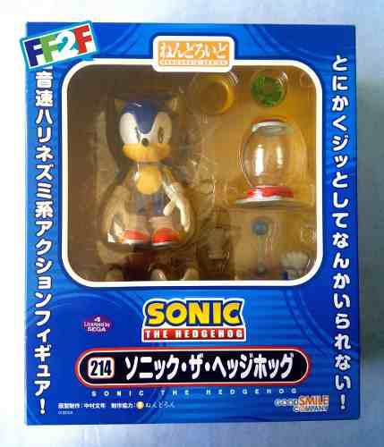Nendoroid Sonic The Hedgehog Japones Good Smile Company Sega