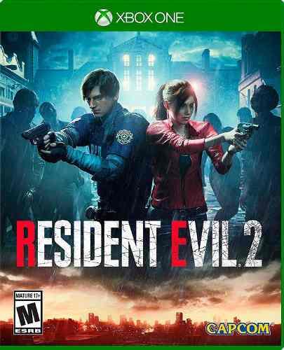 Resident Evil 2 Remake (promoción) Juego Completo Para Xbox