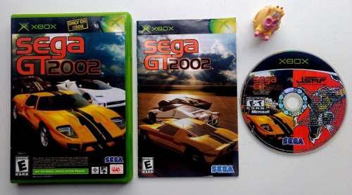 Sega Gt 2002 + Jet Set Xbox Clásico * Mundo Abierto Vg *