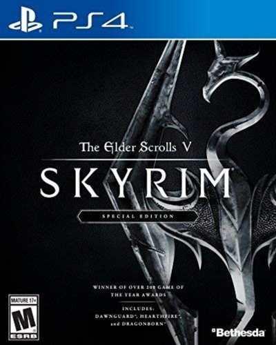 The Elder Scrolls V Skyrim Special Edition (nuevo) - Ps4