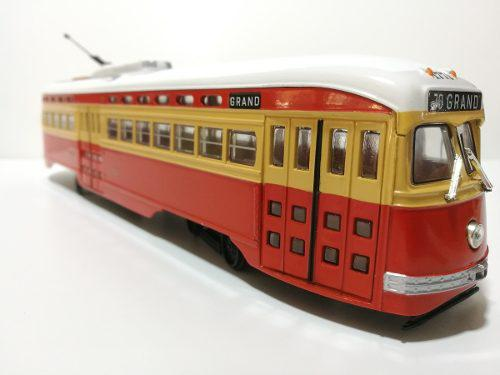 Awp Tren Escala 1/50 Corgi Pcc Tranvia 1960's Ya Con Envio