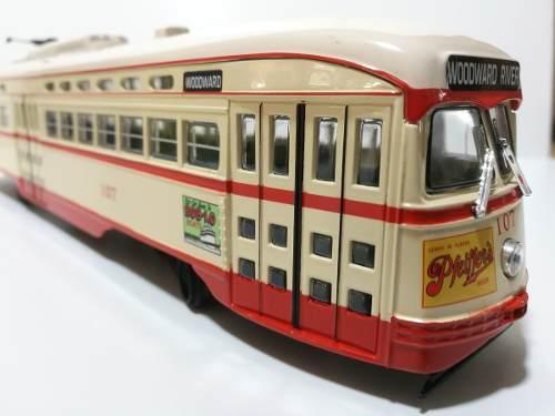 Awt Tren Escala 1/50 Corgi Tranvia Pcc 1960's Ya Con Envio