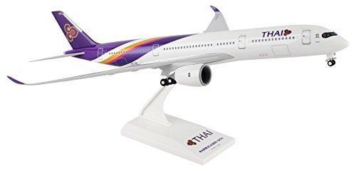 Daron Worldwide Trading Skymarks Thai A350 Modelo De Avión