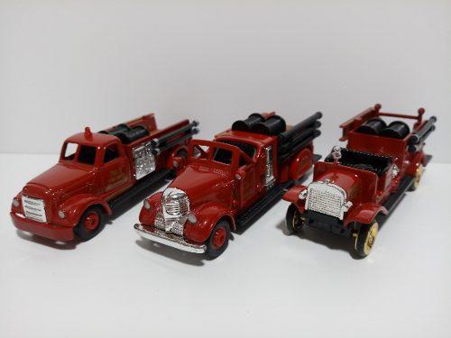 Hka Tren Escala 1/64 Reader´s Digest Set 3 Camiones