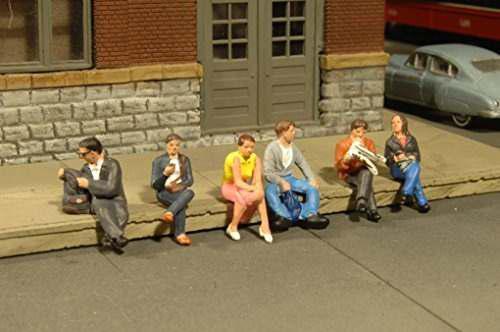 Industrias Bachmann Figuras De Escala En Miniatura Ho Plataf