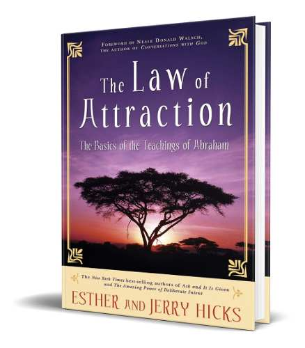 Libro The Law Of Attraction - Esther Hicks