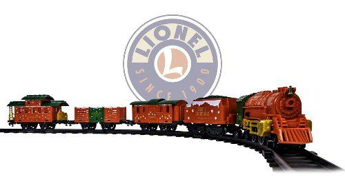Lionel Northern Star - Juego De Tren Modelo Con Batería En