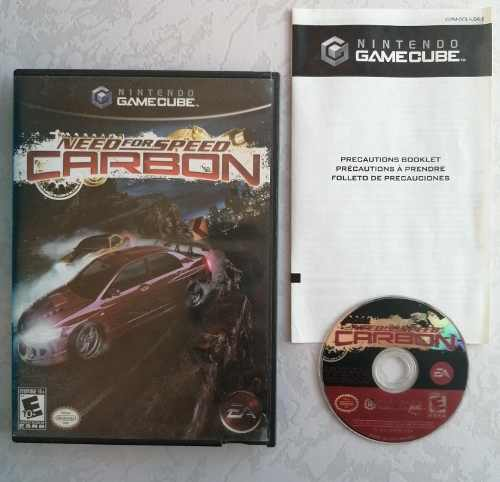 Need For Speed Carbon Juegazo Para Tu Gamecube Checalo