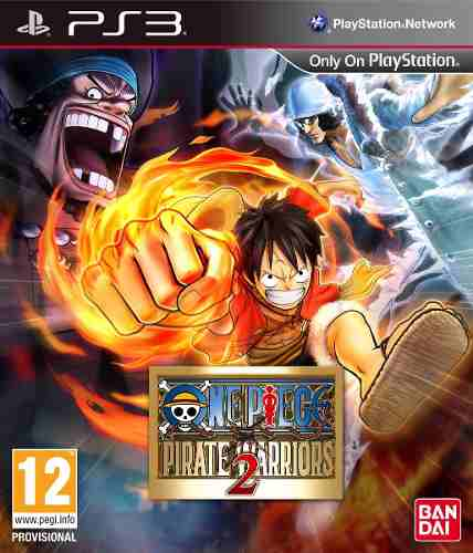 One Piece Pirate Warriors 2 Ps3.:ordex:.