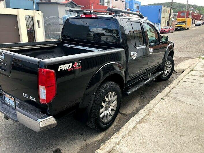 PICK UP NISSAN FRONTIER 2009 4X4