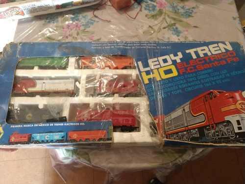 Tren Eléctrico Lilí Ledy H0