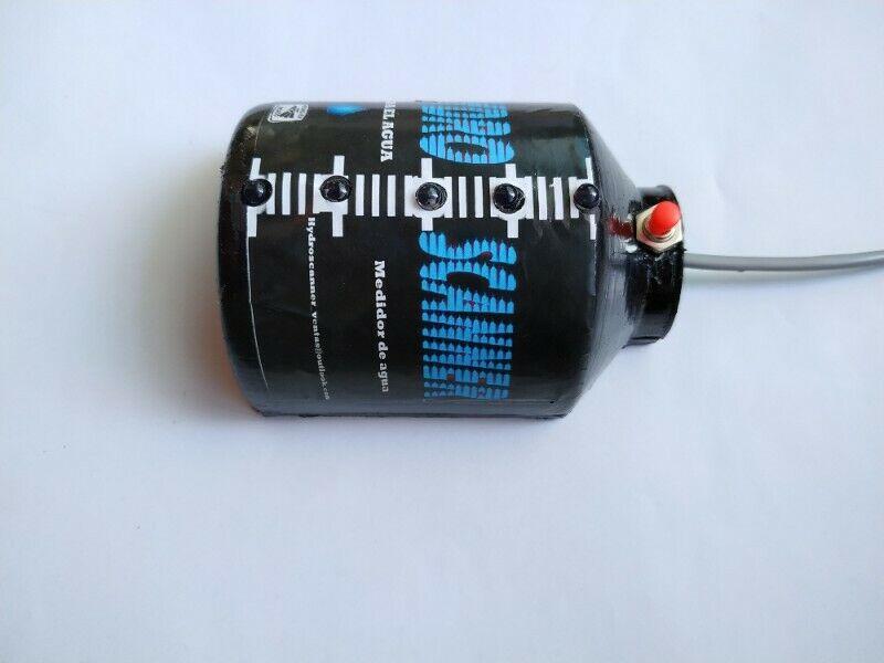 Medidor de Nivel de Agua para Tinaco