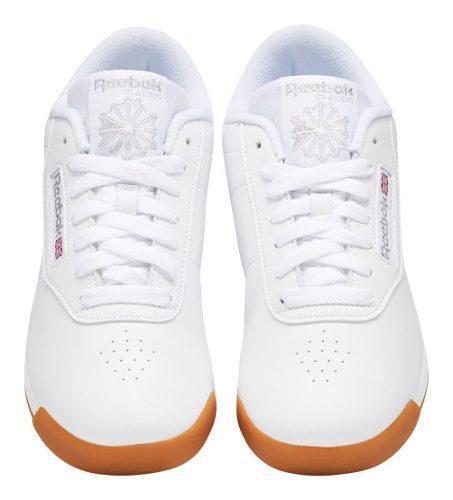 Tenis Reebok Classic Pincess Blanco/liga 100% Originales