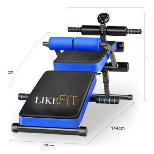 Banco De Entrenamiento Total Multifuncional Gym Home Workout