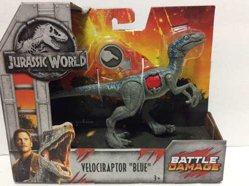 Dinosaurio Velociraptor Blue De Jurassic World