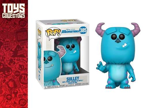 Funko Pop - Sulley 385 Monster Inc