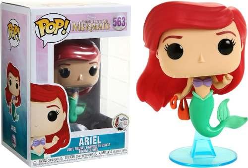Funko Pop! The Little Mermaid Ariel 563 Envío Incluido
