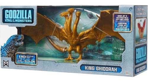 Godzilla King Of Monster King Ghidorah