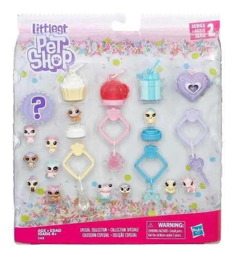 Littlest Pet Shop Coleccion Especial Hasbro