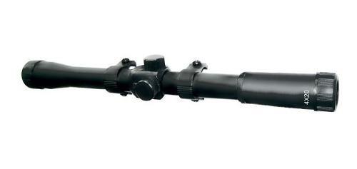 Mira Telescópica 4x20 Para Riflecomer