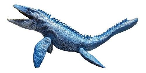 Mosasaurus Jurassic World Mososaurio Con Sonido 75 Cm