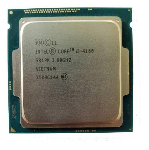 Procesador Intel Core I3-4160 3.60ghz Buen Estado