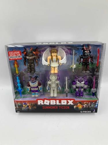 Roblox Summoner Tycoon Six Figure Pack Original Fotos Reales