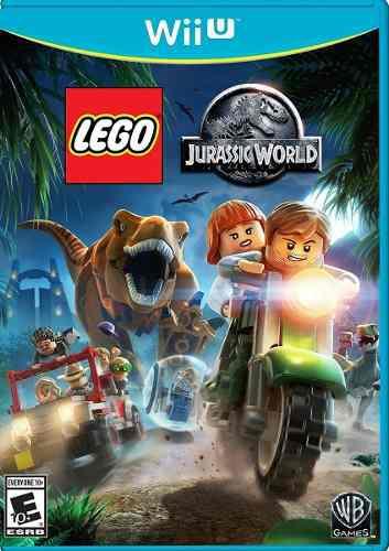 Wii U - Lego Jurassic World - Juego Físico
