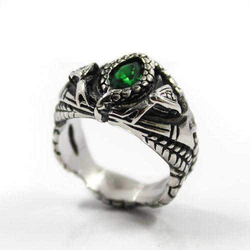 Anillo Aragorn Lord Of The Rings Royal Acero Inoxidable Amor
