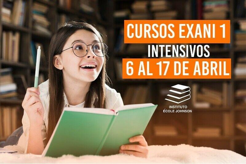 Cursos EXANI 1-Propedéuticos-Mérida, Yucatán-Ingreso