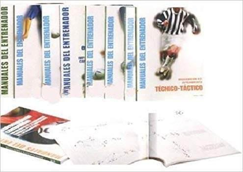 Enciclopedia Tecnica Y Tactica Del Futbol (10 Vol +10 Cd)