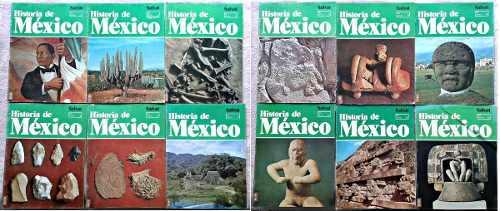 Historia De México Salvat Editores 96 Fasciculos