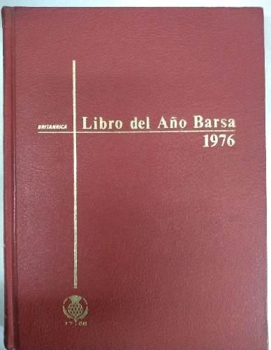 Libro Del Año Barsa 1976